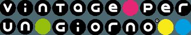 logo vintage per un giorno header